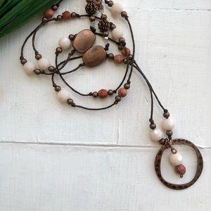 Jewelry - Sandstorm Necklace